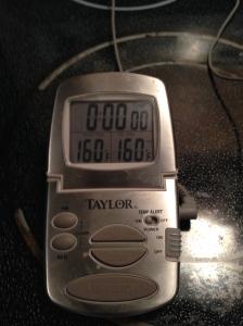 Temperature Reached